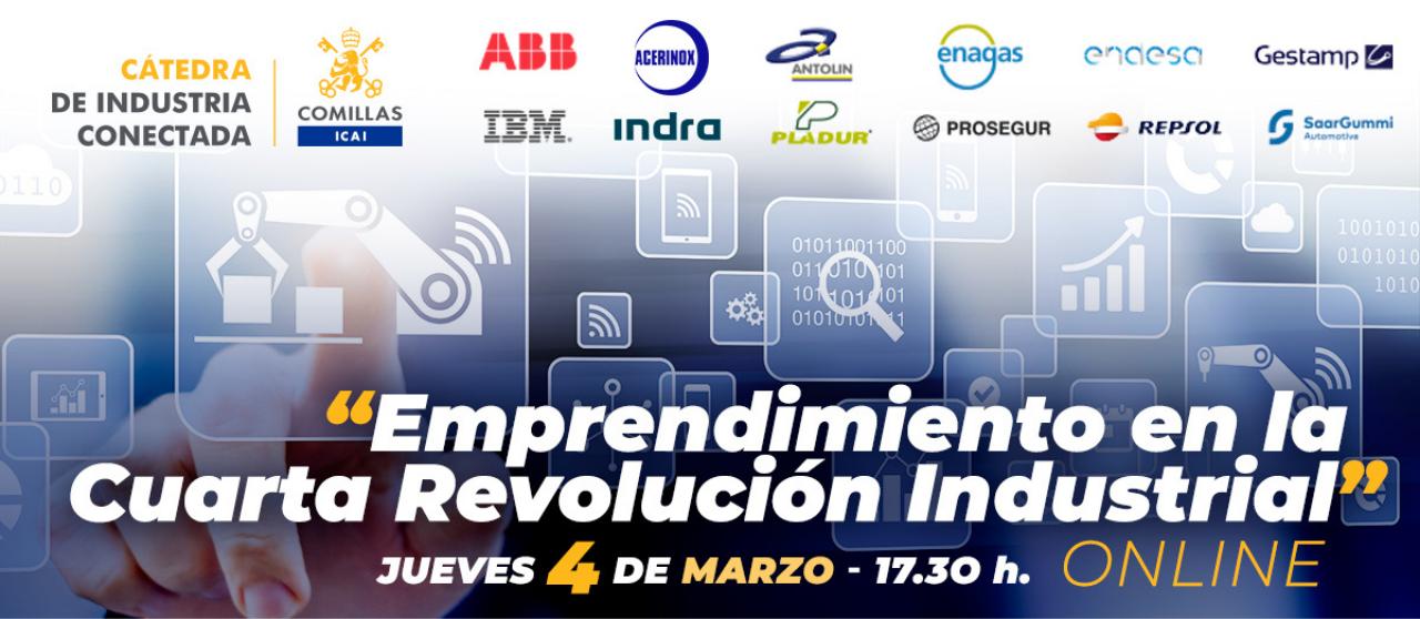 emprendimiento en la cuarta revolucion industrial